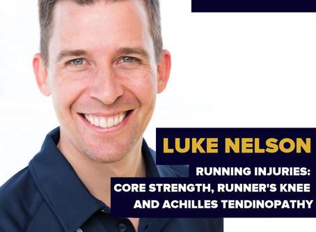 Luke on the Athlete's Garage Podcast