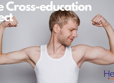 Injured? Training the opposite side & the magic of the cross-education effect
