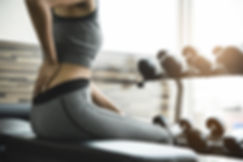 Back pain gym