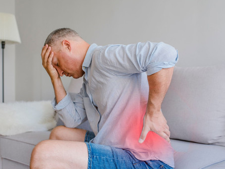 Why COVID-19 is proving to be a real pain in the neck (& back), and what you can do about it!
