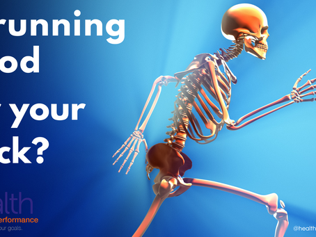 Is running good for your back?
