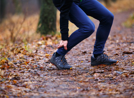 Calf strain? When can you return to running?