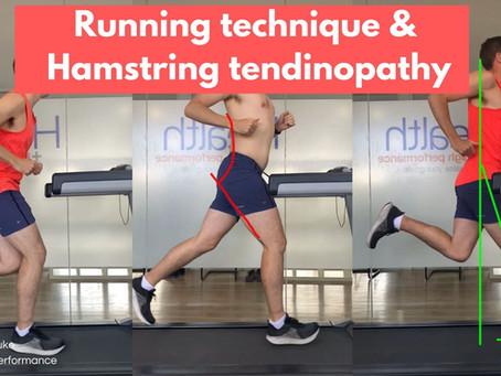 Hamstring tendinopathy & Running technique