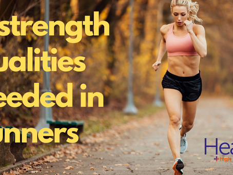 4 strength qualities needed by runners: how do you measure up?