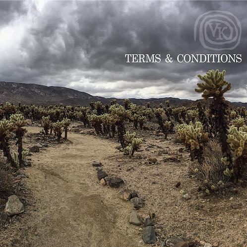 VK - TERMS & CONDITIONS Vinyl