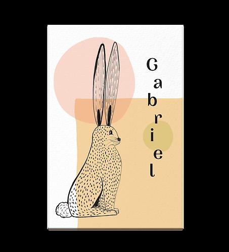 """Faire-part """"Bunny"""""""