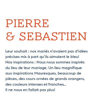Pierre & Sebastien
