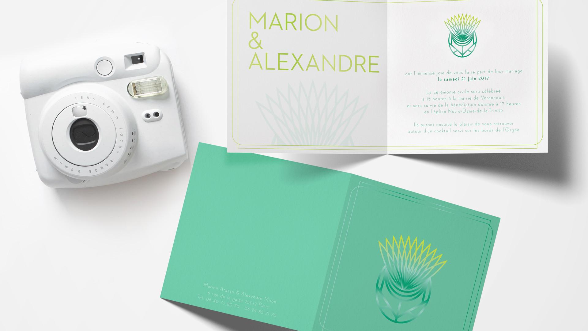 Marion & Alexandre