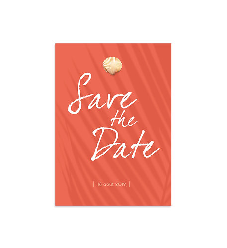 """Save the date """"Sunny Day"""""""