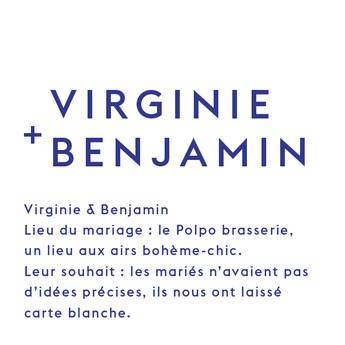 Virginie & Benjamin