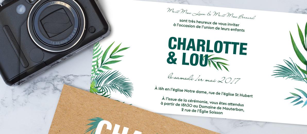 Charlotte & Lou