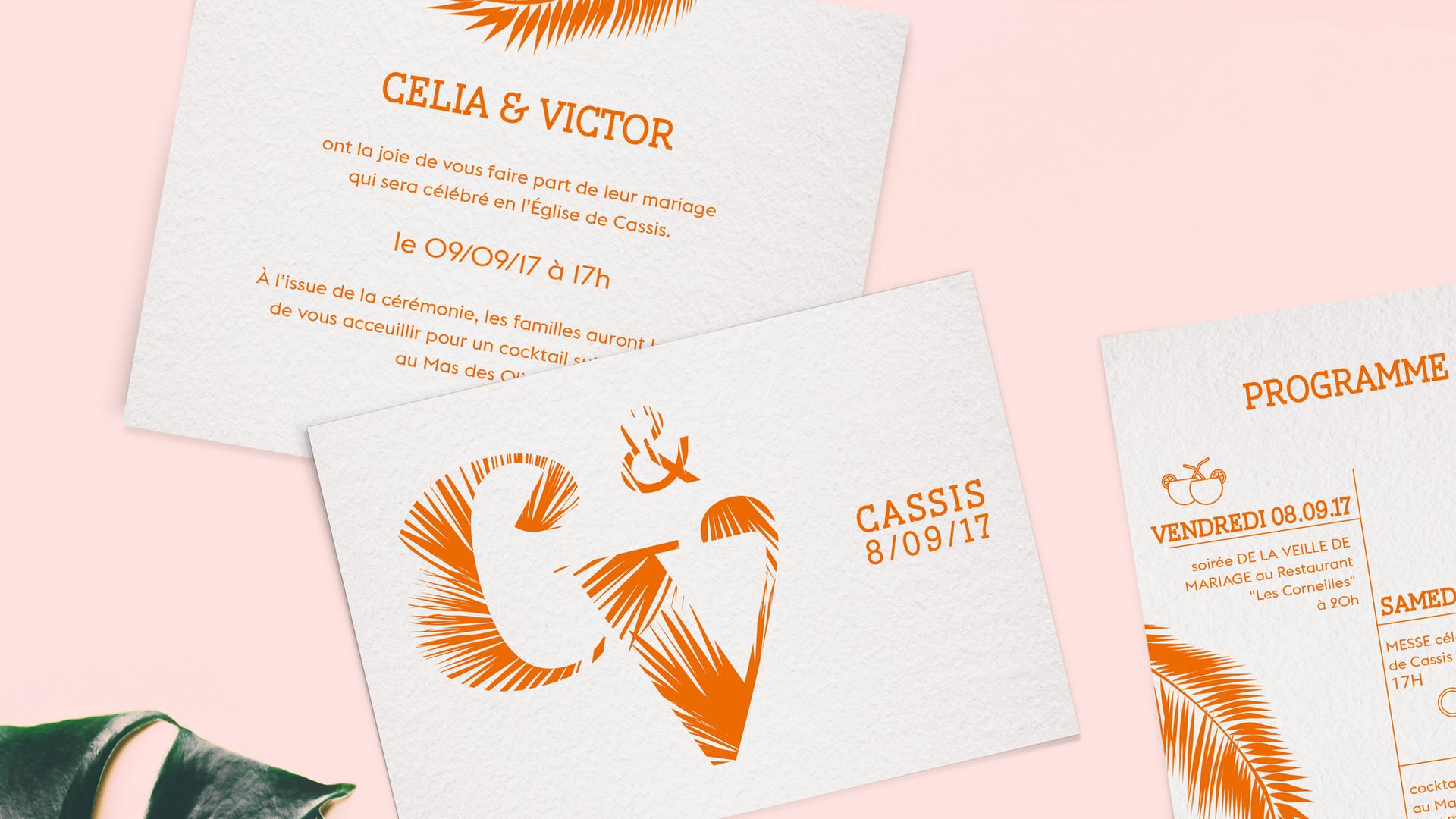 Célia & Victor