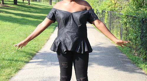 Black Women Blouse