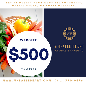 Let Wheatle Peart Design Your Business Concept, Launch Your Product, Provide You with Strategic Coac