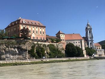 El valle del Danubio