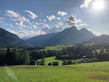 Montañas y paisajes de Austria