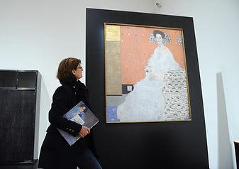 Klimt en el Belvedere