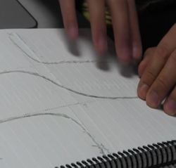Invented Tactile Graphs
