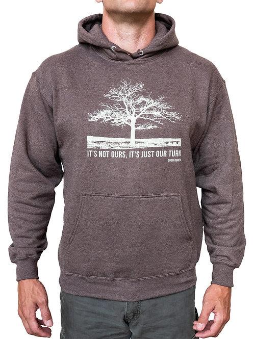 Unisex Heather-Brown Sweatshirt