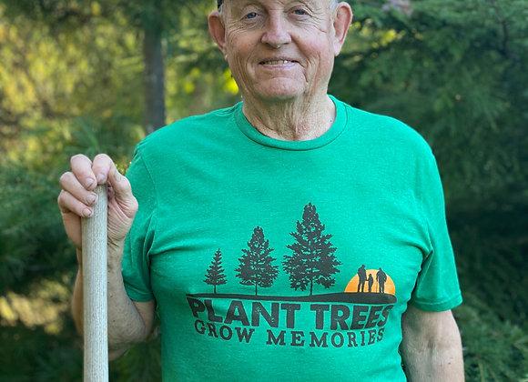 Plant Trees Grow Memories Unisex & Women's T-Shirt