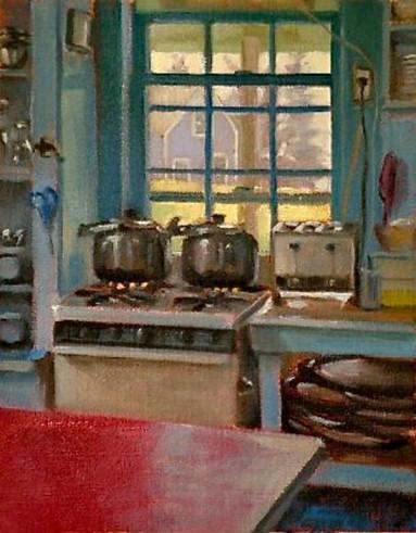 Trailing Yew Kitchen
