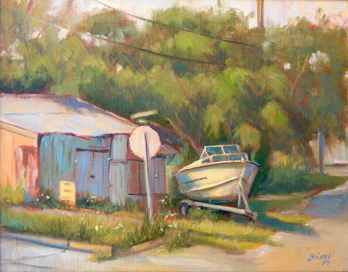 Boat and Shack, Apalachicola.jpg