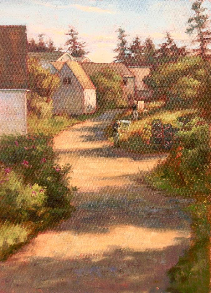Kevin & Sonya Painting