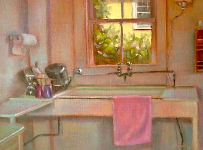 Vaughn House Kitchen
