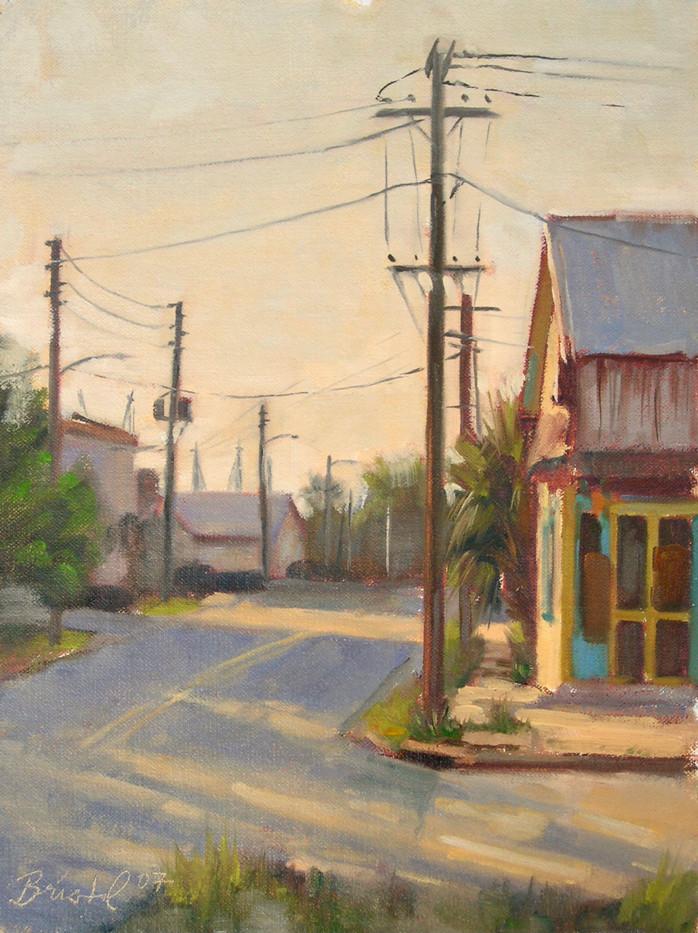 Sunrise in Apalachicola