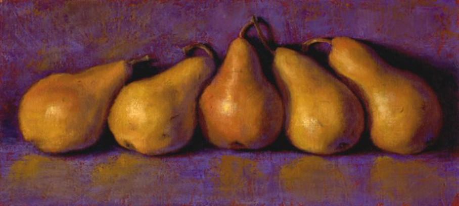 Slumbering Pears