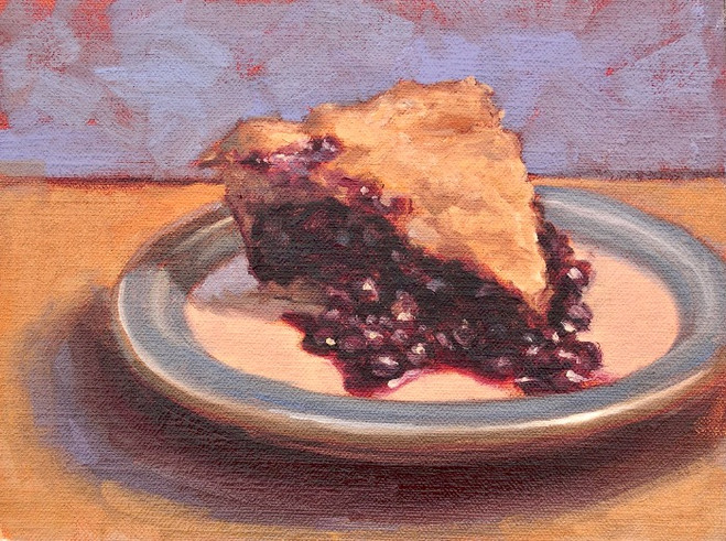Blueberry Pie II