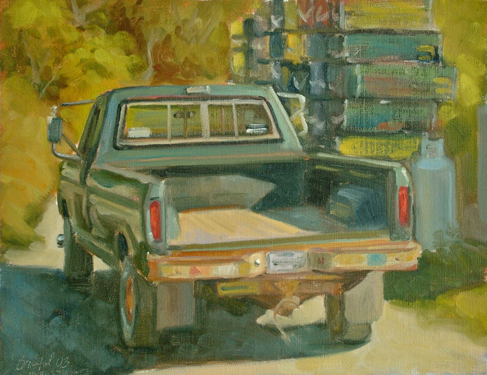 Green Truck, Monhegan