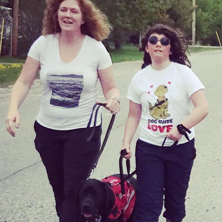 Journey with Sandro- Q & A with Kelly about their Autism Assistance Service Dog