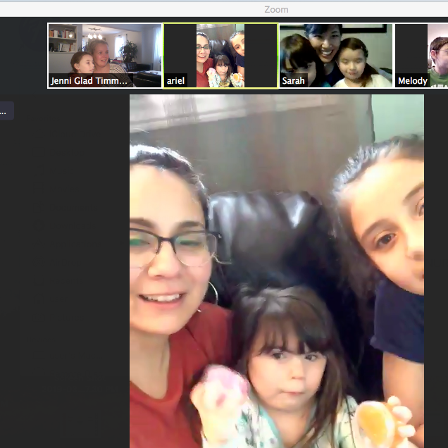 Virtual Canadian CdLS Family Gathering