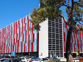QEII Medical Centre Car Park