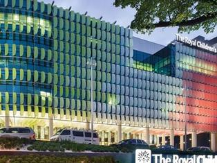 Royal Children's Hospital Project