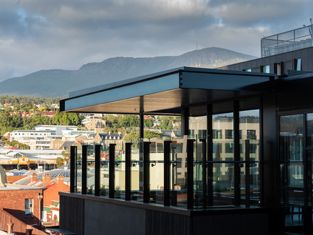 UTAS student accommodation reaches completion in Hobart