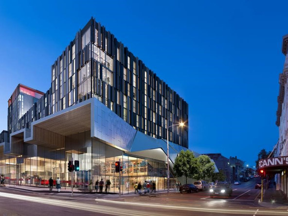 University of Tasmania - PBSA Transaction