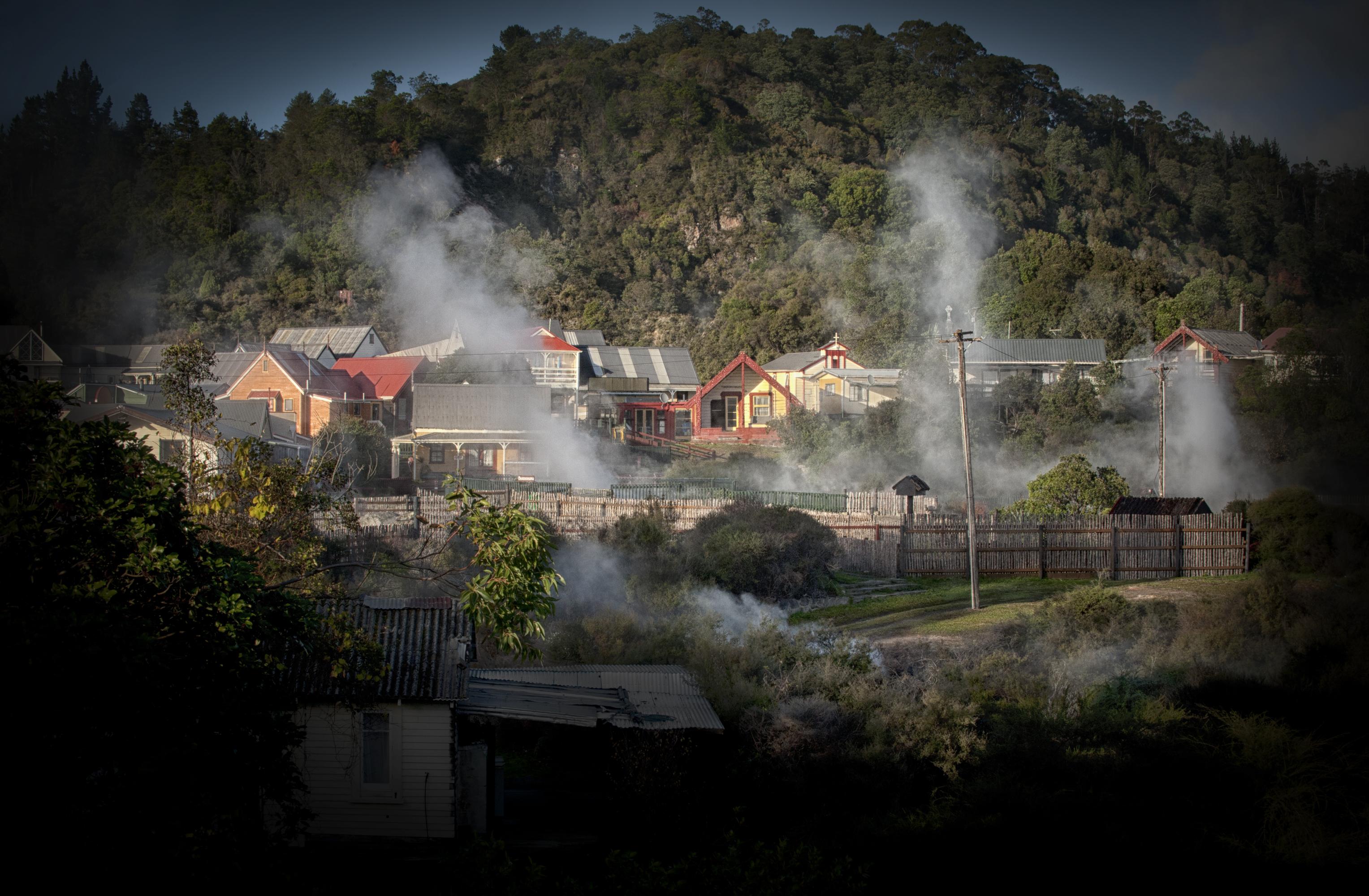 Whakarewarewa - The Living Maori Vil