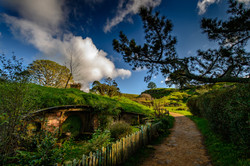 Hobbiton path
