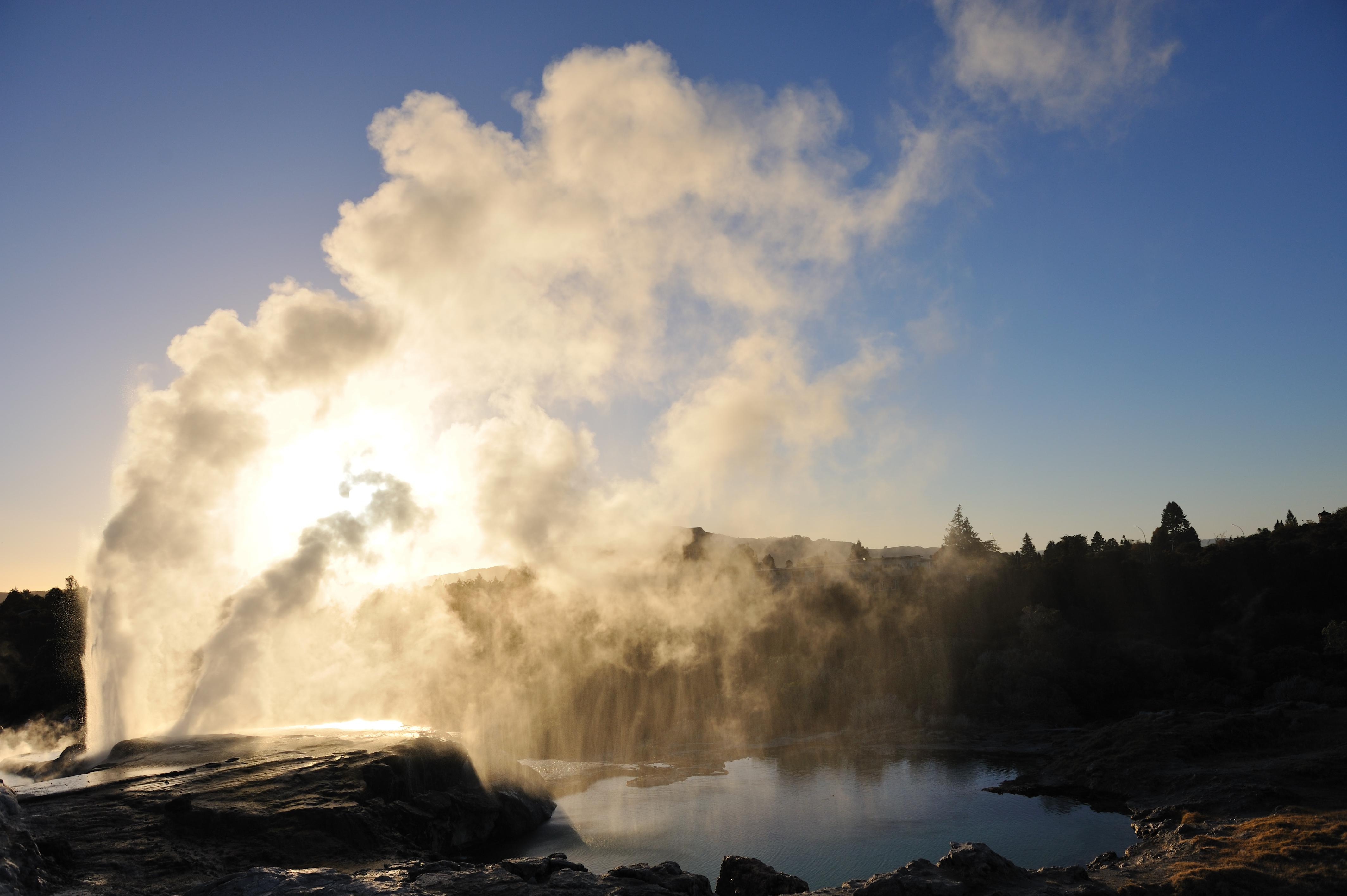 Geothermal Valley Rotorua