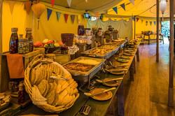Hobbiton Festive Feast