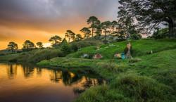Hobbiton_Evening