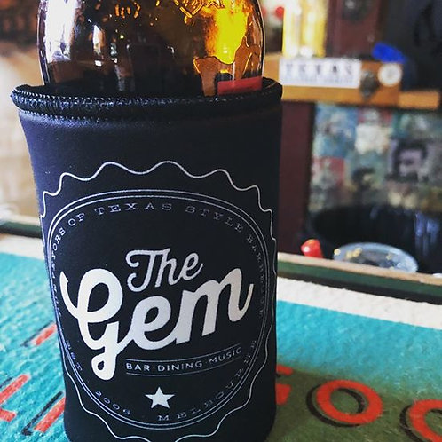 The Gem Bar Stubbies - Black