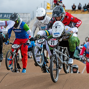 BMX WORLD CUP ROUND 3 2020