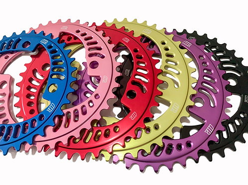 One Seven Chainring 4 Bolt 104 BCD ( 36 to 45 tooth )