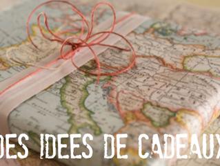 25 idées de cadeau pour voyageurs, randonneurs et campeurs