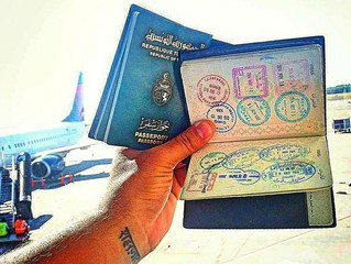 Passeport Tunisien: Pays sans visa, visa on arrival et E-Visa