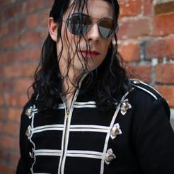 Michael Jackson Tribute Wig