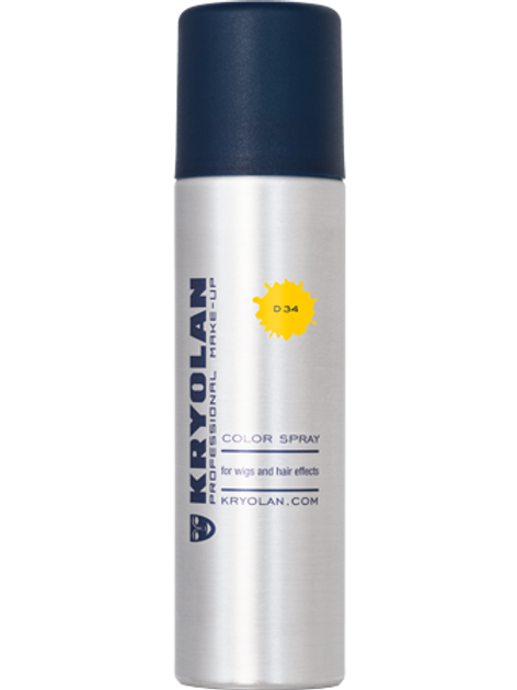Kryolan Colour Spray - 'Vivid Colours'